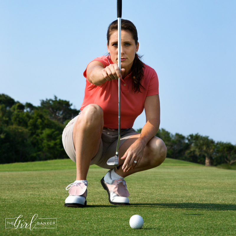 To Golf or Not To Golf… That is the Question: Women and Business Development
