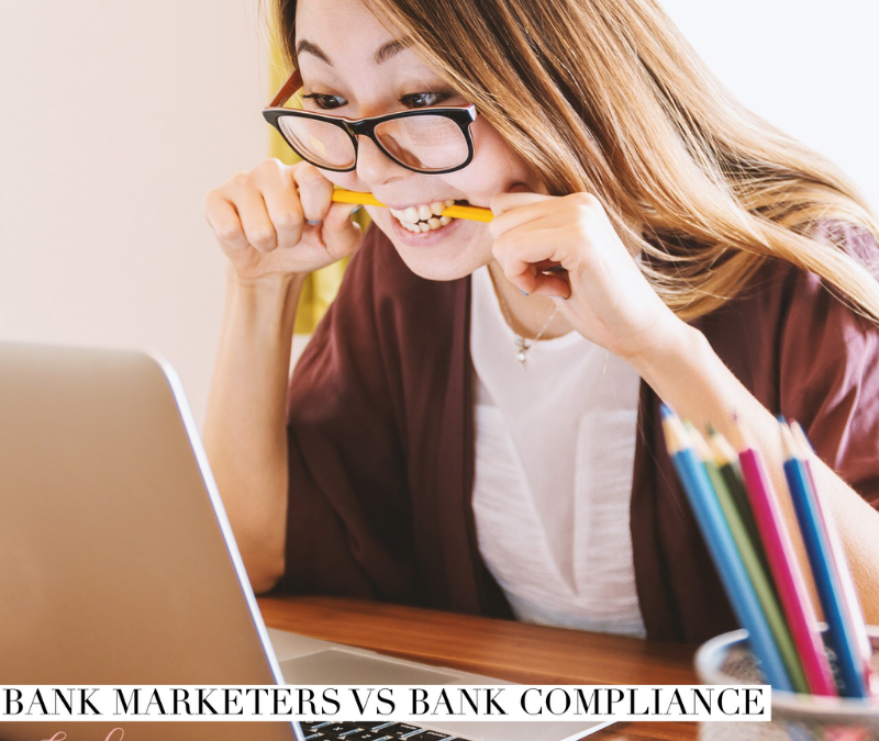 Bank Marketers Take Note: 5 Things Your Compliance Teammates Want You to Know