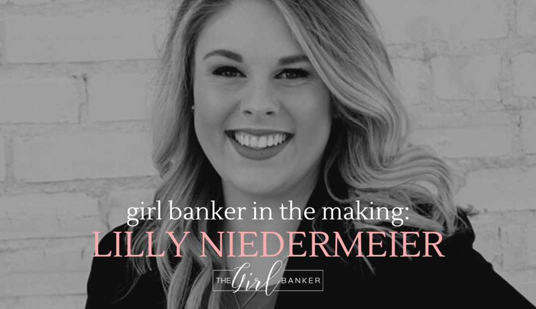 Girl Banker In The Making: Lilly Niedermeier