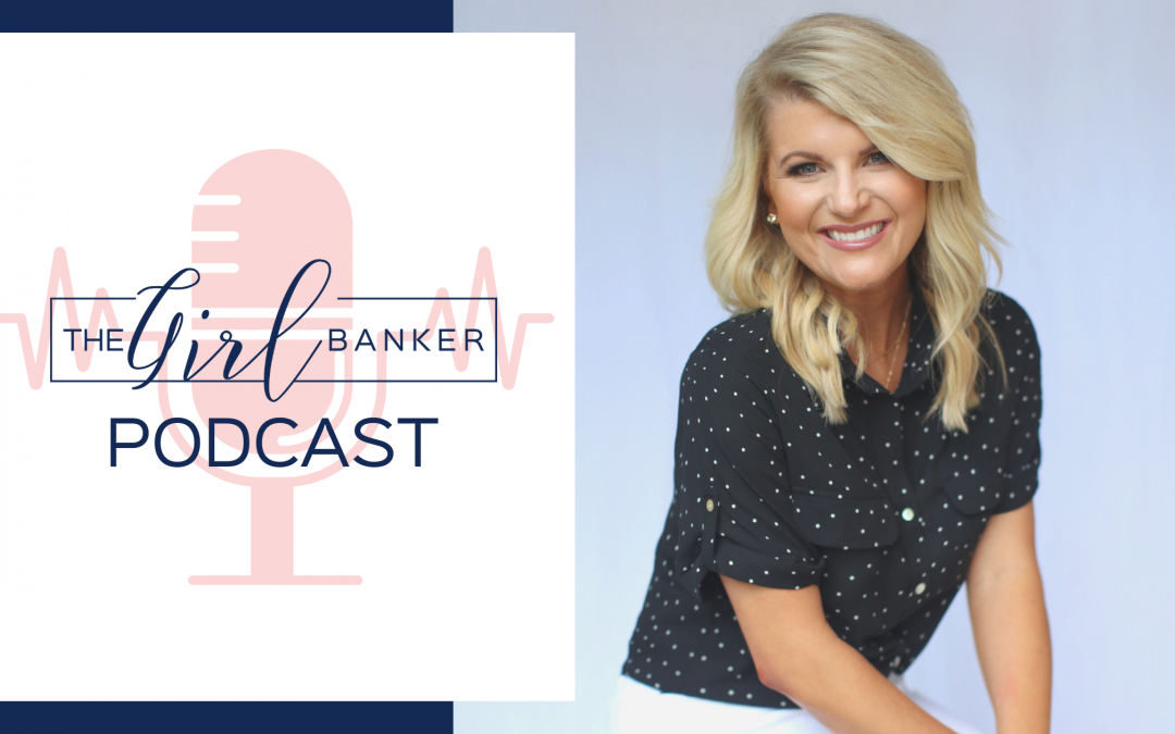 New Episodes On The Girl Banker Podcast!